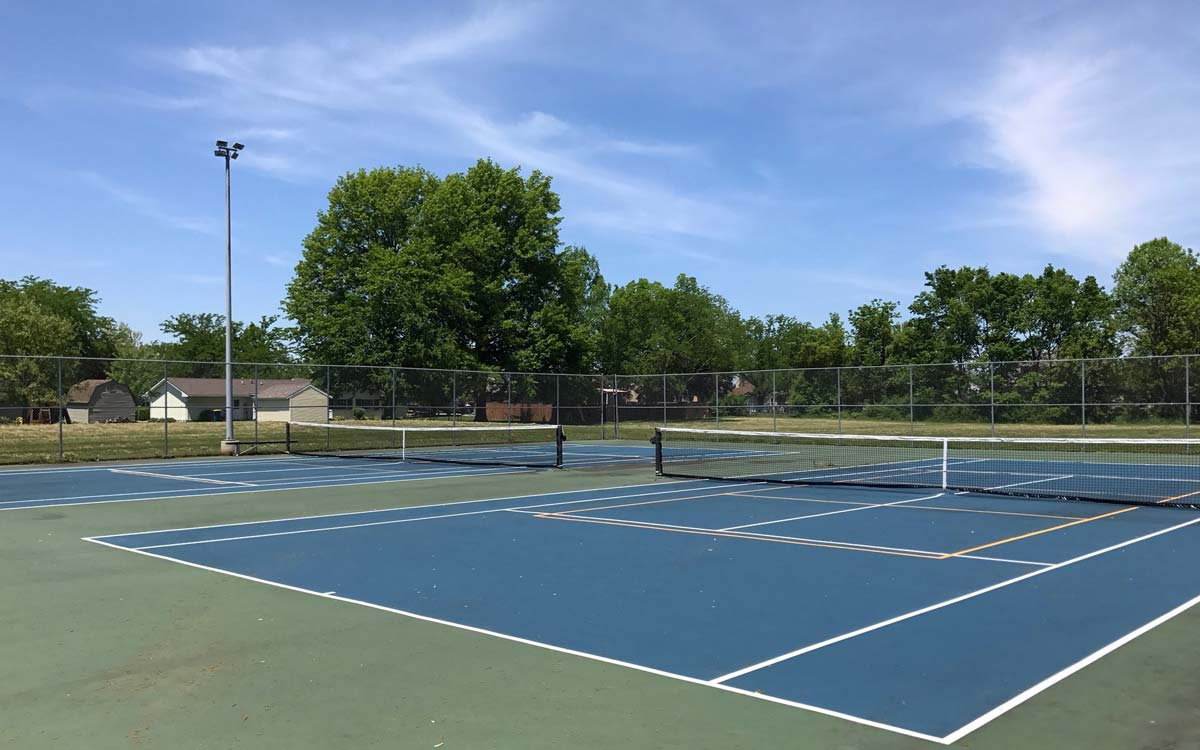 Maplewood Park Tennis Courts