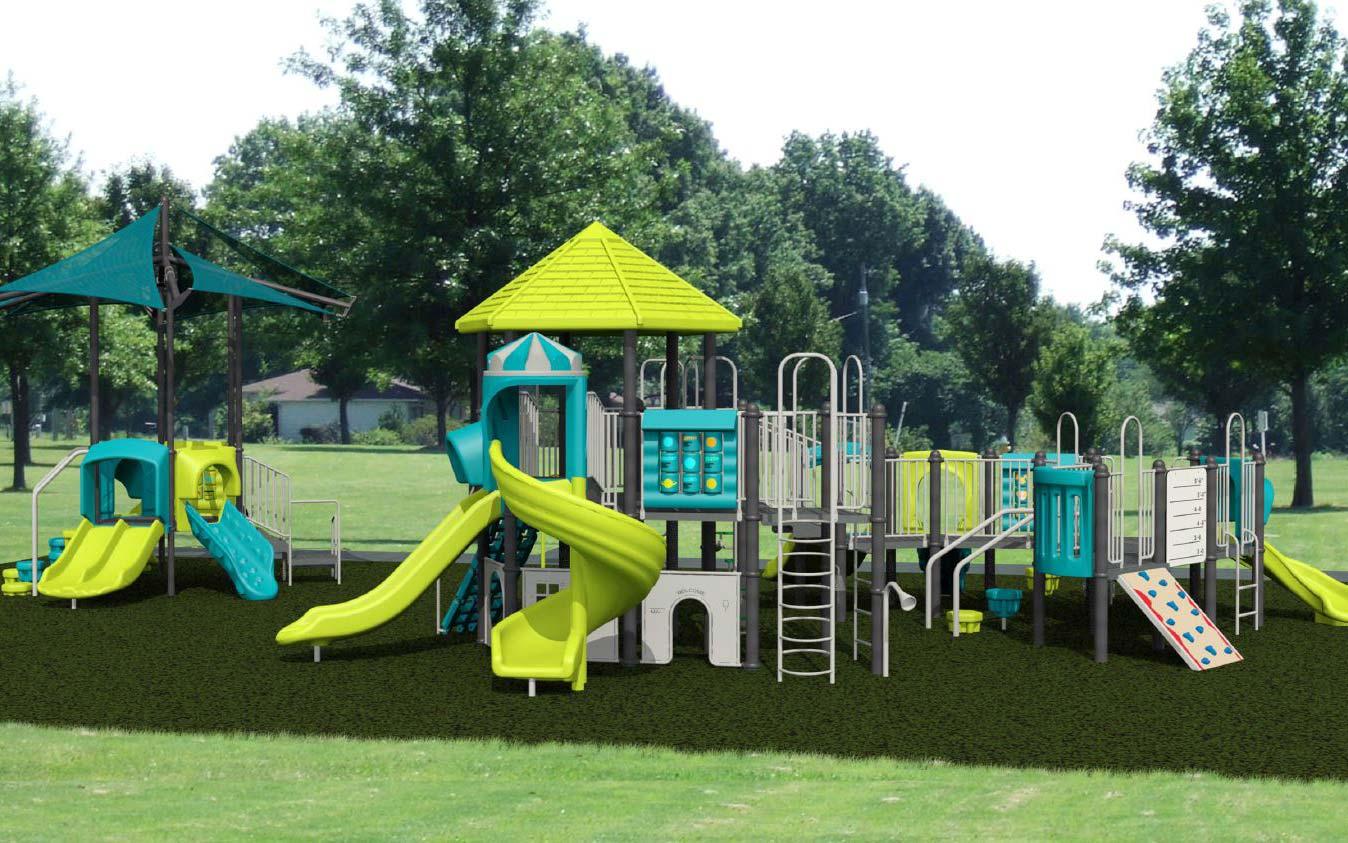 Archbold Wilson Park Playground