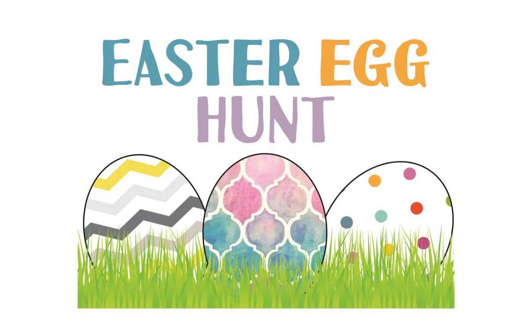 Ossian Easter Egg Hunt